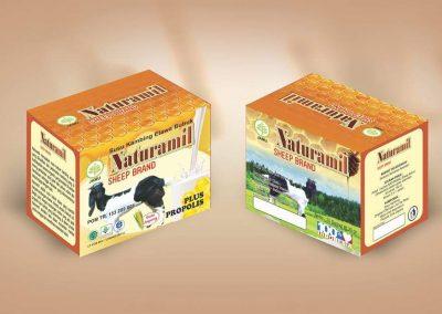 Naturamil® - Susu Kambing Etawa Bubuk