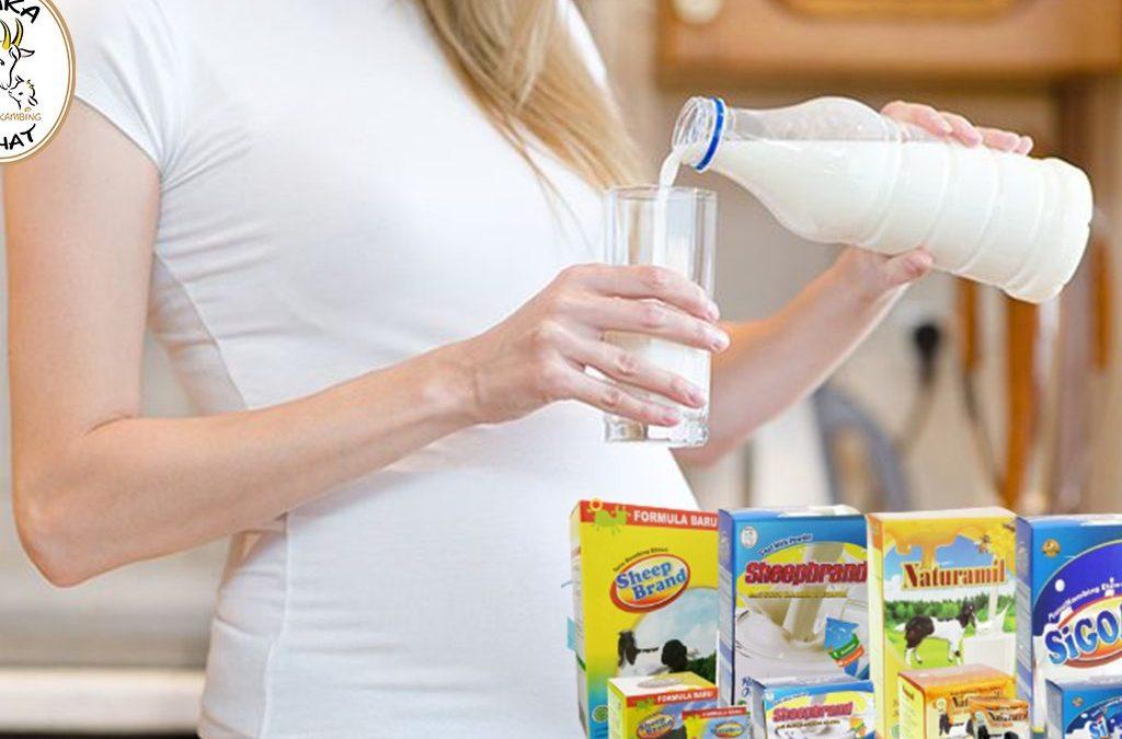 Manfaat Susu Kambing Etawa Khusus Untuk Wanita