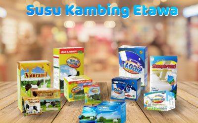 Distributor Susu Kambing Etawa Berkualitas di Medan