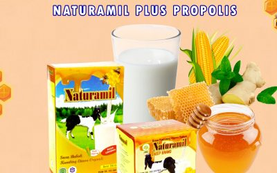Khasiat Susu Sheepbrand Naturamil Plus Propolis